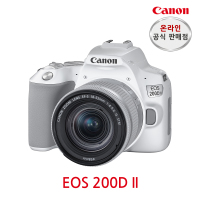 (총판)EOS 200D II 18-55mm IS STM KIT