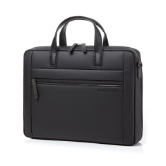 GENESSEH BRIEFCASE BLACK DN709002