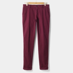 [메종]P.(MILANOSTYLE) PANTS WINE/MS92M30000A44