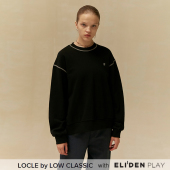 [로우클래식] 19 FALL LOCLE Sweat shirt_black (Z3LCI6TS101)