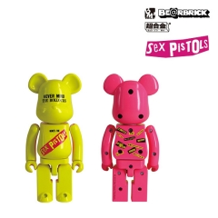 베어브릭 200% BEARBRICK SEX PISTOLS (1510009)