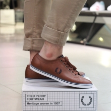 FRED PERRY Kingston Leather(448)킹스톤 레더SFPM1836237-448_EL