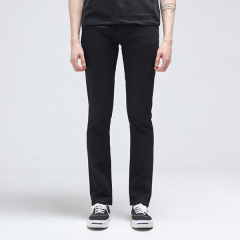 Thin Finn Dry Blk Comf Selvage 112139