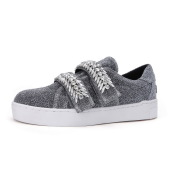 Glitter melody sneakers(silver) DG4DX17506SVX / 실버
