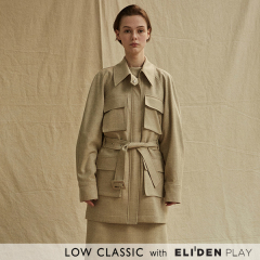 [로우클래식] 19FW POCKET JACKET_BEIGE (Z3LCI6JP001.BE)