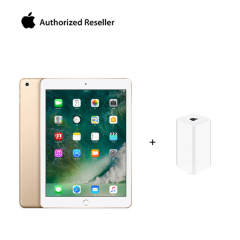 iPad Wi-Fi 128GB Gold MPGW2KH/A + 에어포트
