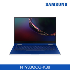갤럭시 북 Flex NT930QCG-K38 (디스플레이 33.7cm/Intel Core i3-1005G1 Processor/256 GB NVMe SSD