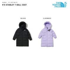 KIDS STANLEY T-BALL COAT 키즈 스탠리 티볼 코트 [NJ3NJ54]