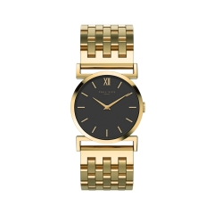 Rosy Collection Black - Gold PV301BKGD