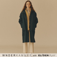 [분더캄머:WNDERKAMMER] Wind Long Jumper_Dark Green (WK9F8-WLJP010)