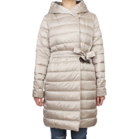 19FW NOVEF REVERSIBLE 큐브 다운 자켓 (베이지) NOVEF 94960996000 009