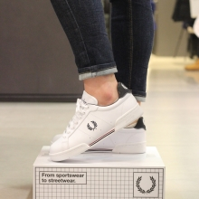 FRED PERRY B722 Leather(200)SFPU1817222-200