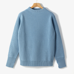 [안데르센-안데르센] SAILOR CREWNECK X SFM LIGHT BLUE / AE92M50000A84