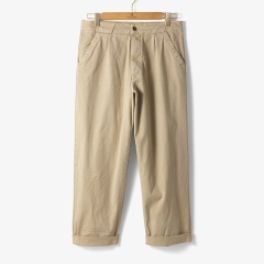 [메종] WORK PANTS x SFM BEIGE/MS92M30006A24