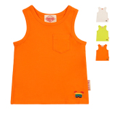 Basic baby rainbowpino sleeveless tee / BP8224101