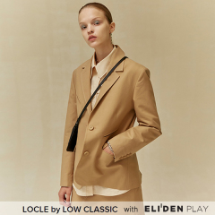 [로우클래식] 19 FALL LOCLE Pocket point blazar_beige (Z3LCI6JK101)