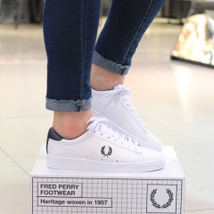 FRED PERRY 공용 스펜서레더  Spencer Leather SFPU1837521-134/873