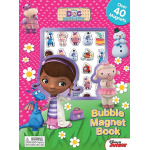 Disney Doc McStuffins Bubble Magnet Book (Board book)
