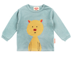 Piggy baby loose fit long sleeve tee
