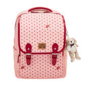 온라인 전용 Buckle star mix backpack BQS33UP31G_LP