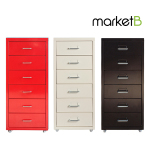[marketb] HELMER 6 Drawers 3종