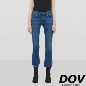 [데님오브벌츄][미국] Shadow Pocket Jeans (DW81DP111H)