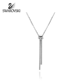 [SWAROVSKI] 5408435 / LIFELONG Y 펜던트 목걸이
