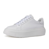Casual solid sneakers(white)  DG4DX17523WHT / 화이트