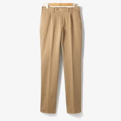 [TBRM]CLASSIC COTTON PANTS (WASHED) BEIGE/TB92M30003A24