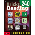 Bricks Reading 240 Nonfiction Level 3 (Student Book, Work Book, Ebook Access code)