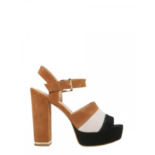 [MICHAEL by MICHAEL KORS] ANISE PLATFORMS BROWN