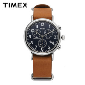 [TIMEX] TW2P62300 / 위켄더 인디고 Weekender Indiglo 40mm