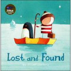 [Oliver Jeffers] Lost and Found