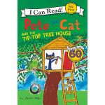 Pete the Cat and the Tip-top Tree House (Paperback)  - Pete the Cat My First I Can Read