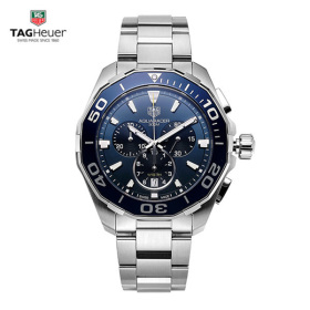 CAY111B.BA0927 (CAN1011.BA0821) 아쿠아레이서 (AQUARACER) Chronograph 43mm