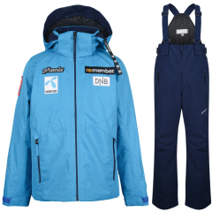 아동스키복 Norway Alpine Team Boy s Two-piece_TQ