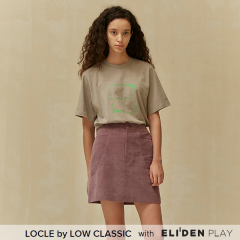 [로우클래식] 19 FALL LOCLE New standard t_khaki (Z3LCI6TS103)