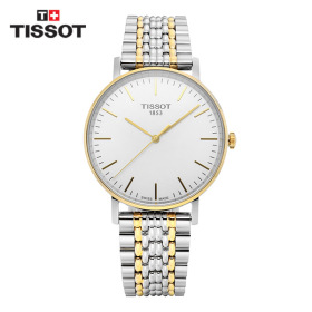 [TISSOT] T109.410.22.031.00 (T1094102203100) T-Classic Everytime Medium 38mm