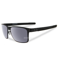 [선글라스] OAKLEY_OO4123-0155_[홀브룩 메탈]_METAL HOLBROOK_MATTEL BLACK/GREY