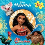 Disney Moana: My First Puzzle Book (Board book)