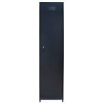 [marketb] PS Steel Cabinet 1칸 (38x169cm, Black)