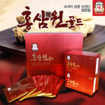 Red Ginseng Gold (50ml×60EA)+Carrier Bag