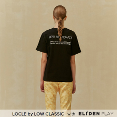 [로우클래식] 19 FALL LOCLE Logo t_black (Z3LCI6TS102)