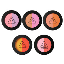 3CE DUO COLOR FACE BLUSH (SNCUCH0001)