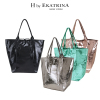 H by 이카트리나뉴욕 Feather Tote 깃털토트백(미듐)