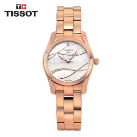 [TISSOT] T112.210.33.111.00 (T1122103311100) T-Wave Diamond 여성용 30mm