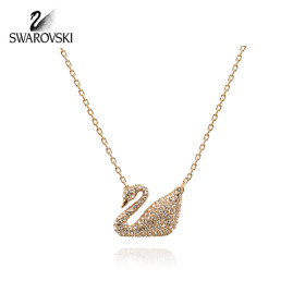 [SWAROVSKI] 5063921 Swan Necklace 스완 목걸이