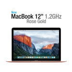맥북 레티나 12형 RoseGold 1.2GHz MMGM2KH/A MacBook Retina