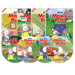 [DVD] Max and Ruby 맥스 앤 루비 시즌 1