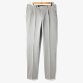 [GERMANO] SLIM FIT COTTON PANTS GRAY/GE92M30001A13